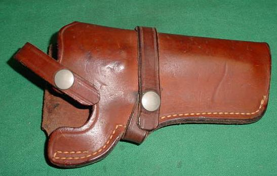 Holster, Leather Marked S&W , 34