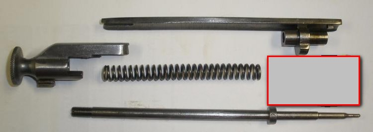 Bolt Spare Part Kit - Mosin Nagant Rifles