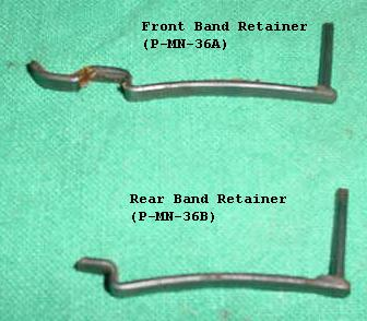Barrel Band Retainer Mosin Nagant Rifles