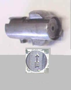 Bolt Head with Extractor - Sestroryetsk - Mosin Nagant Rifles