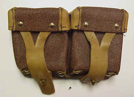 Ammo Pouch Excellent Russian Mosin Nagant Rifle