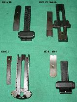 Mosin Nagant Sight Parts
