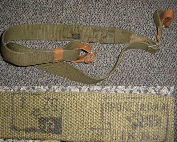 Sling Russian - OD GREEN - - Mosin Nagant Rifle