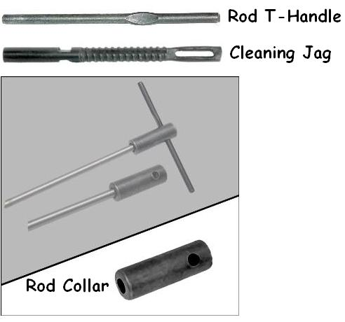 Cleaning Rod Accessory Kit, Mosin Nagant Rifles - FREE SHIPPING