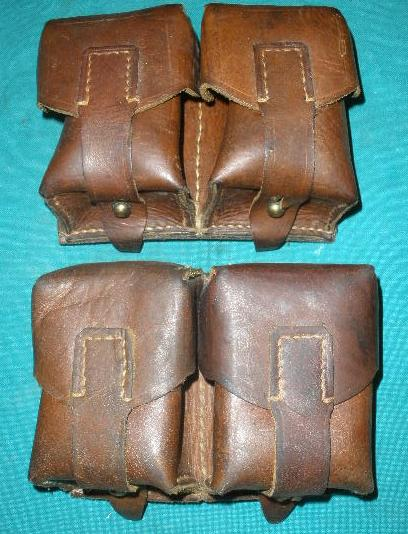 Yugo M48 Mauser Pouches QTY 2 - Click Image to Close