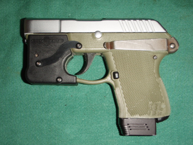 Keltec P3AT .380 Pistol Used