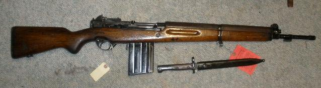 Argentina FN-49 Semi-auto Rifle 7.62x51 Caliber