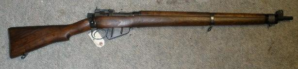 Lee Enfield NO4 MK2 Fazakerly .303 British VG-EXC