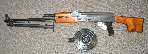 RPK built on IT Arms Receiver
