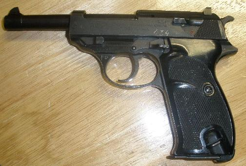Walther P38 Pistol 7/60