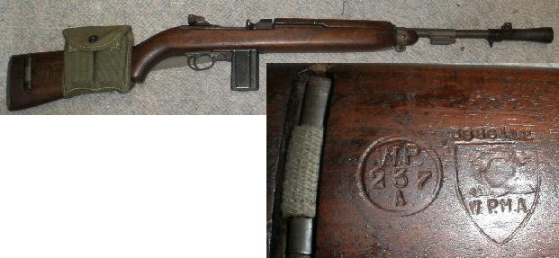 US M1 Carbine West Point ?