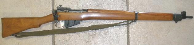 Lee Enfield NO4 MKI