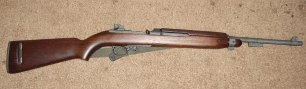 Plainfield M1 .30 Carbine Rifle - Commercial Manufacture