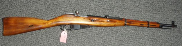 Russian M91/59 Izhvesk 1943 Mosin Nagant Rifle