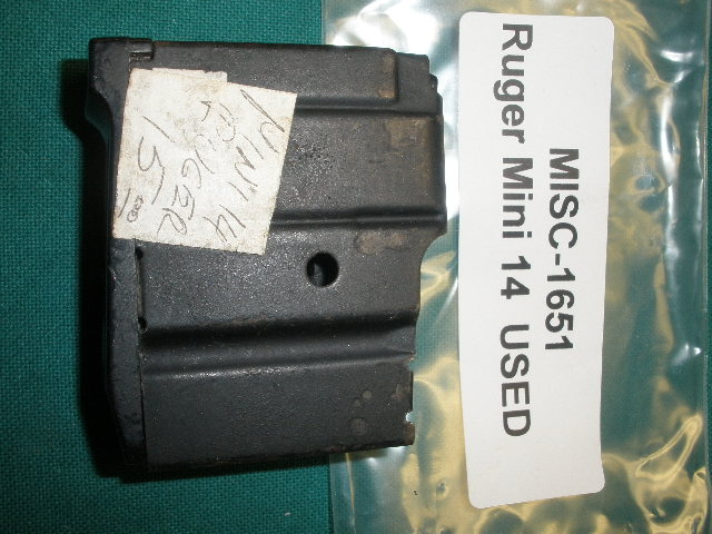 Ruger Mini 14 5rd Magazine Used