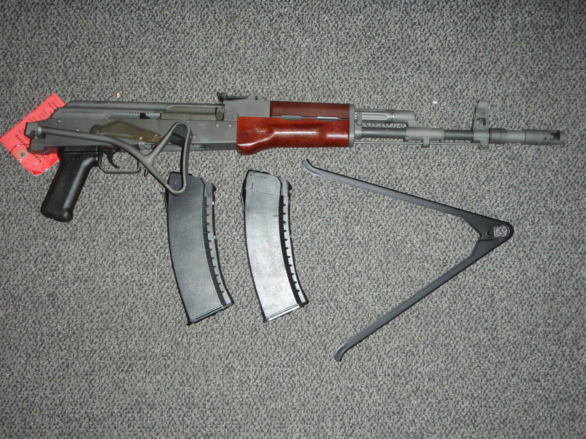Polish Tantal AK 5.45X39 Rifle