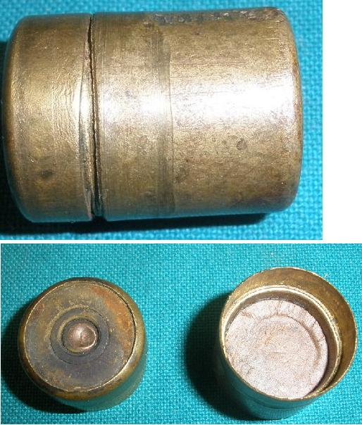 British WW2 PIAT Discharge Cartridge QTY 4