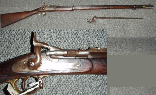 British .577 Snider-Enfield Rifle