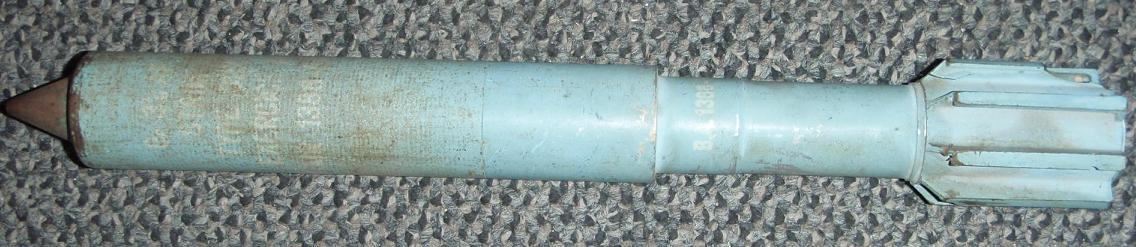French STRIM Rifle Grenade, T32X INERT