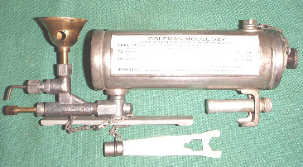 US Medical Stove Coleman 527