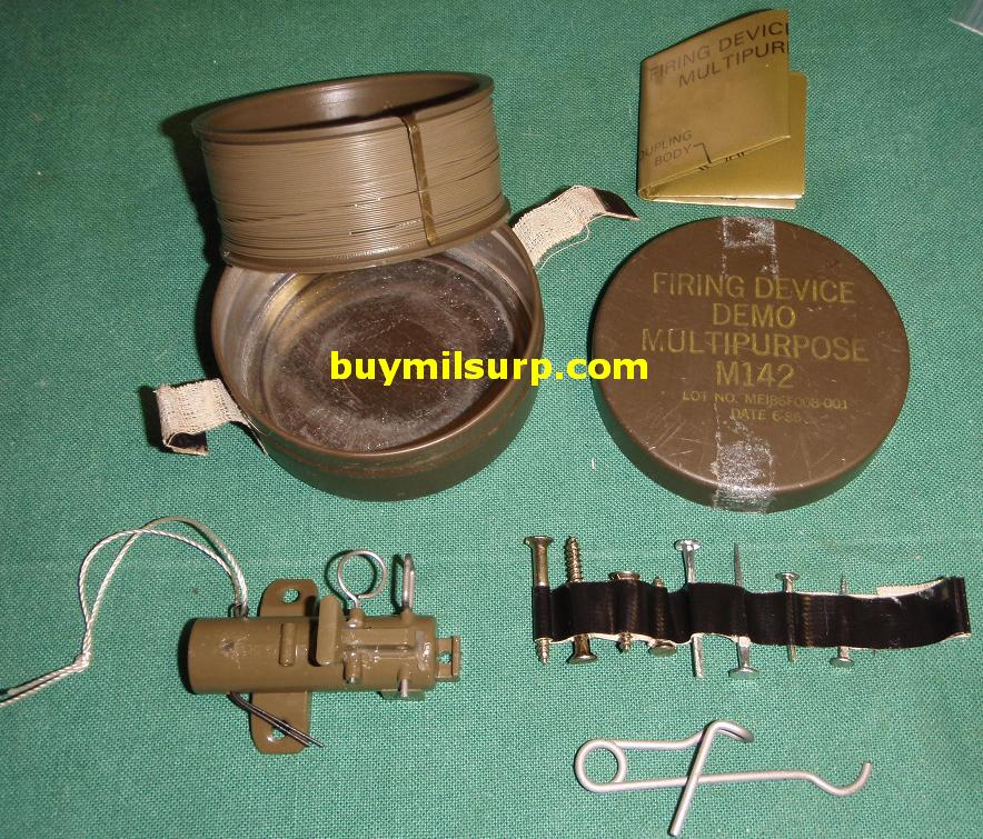 US M142 Multipurpose DEMO Firing Device