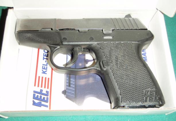 Keltec P11 9mm Pistol Used