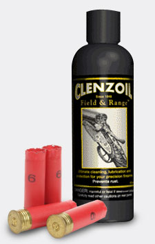 CLENZOIL 8 Ounce Bottle