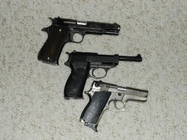 SURPLUS HANDGUNS GALLERY