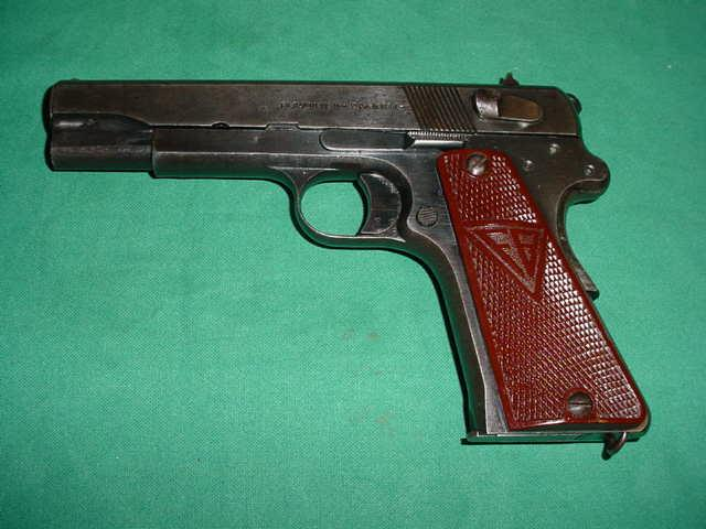Polish Radom VIS Model 35 9mm Pistol (Grade III German Vis)