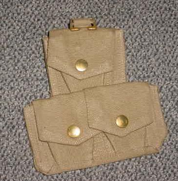 .303 British 3 Pocket Pouch - Click Image to Close