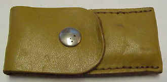 Small Accessory Pouch, French MAS 49 Rifles