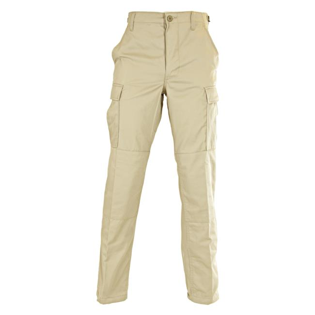 PROPPER KHAKI BDU PANTS SURPLUS MEDIUM/REGULAR