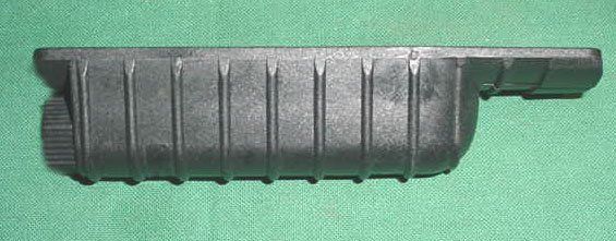 Picatinny Rail Cover With Storage Compartment