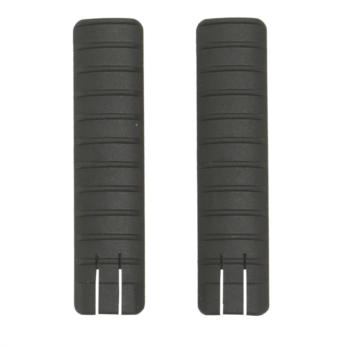 Rail Panels 1 pair Black