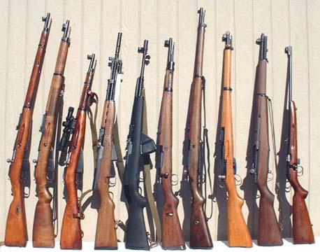SURPLUS RIFLES GALLERY