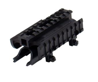 SKS Tri Rail Tactical Receiver Cover Mount