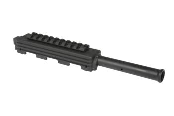 SKS Yugo Gas Tube with Handguard Black
