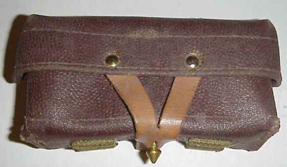 Pouch Russian Pebble Grain SKS Rifle