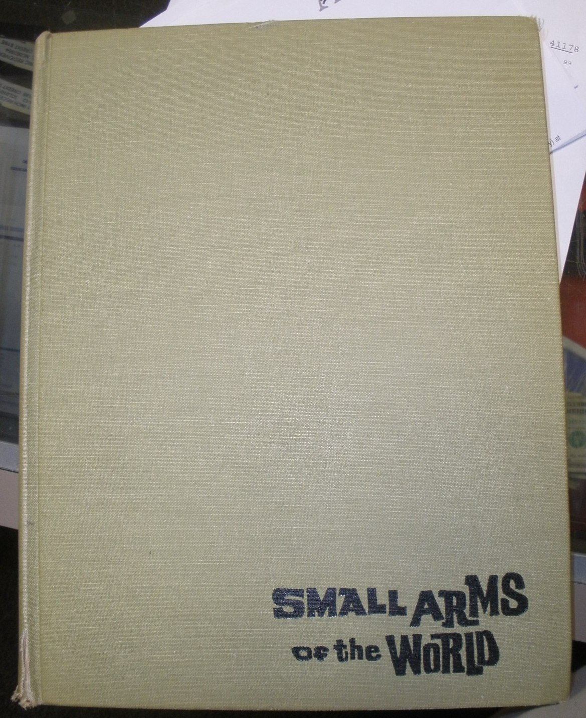 Small Arms of The World 9th Edition 1969