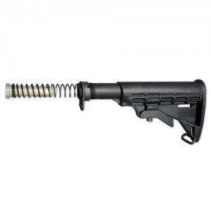 TAPCO Mil-Spec T6 Stock - Black
