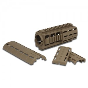 INTRAFUSE™ TAPCO AR Handguard - Dark Earth