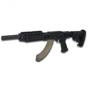 INTRAFUSE™ Ruger 10/22 Tactical Trainer - Black