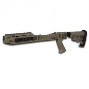 INTRAFUSE™ Ruger 10/22 Tactical Trainer - Dark Earth