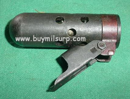 Blank Firing Adapter, Swede Mauser