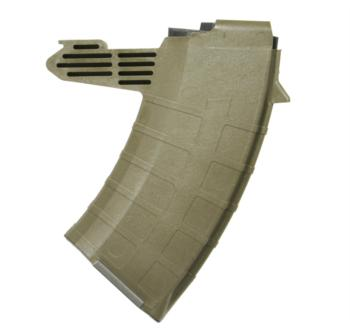 Magazine 20 Rd SKS Rifle Detachable OD GREEN SKS Mag Tapco