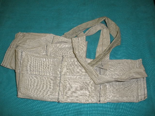 Bandolier 7 Pocket for 8mm Mauser