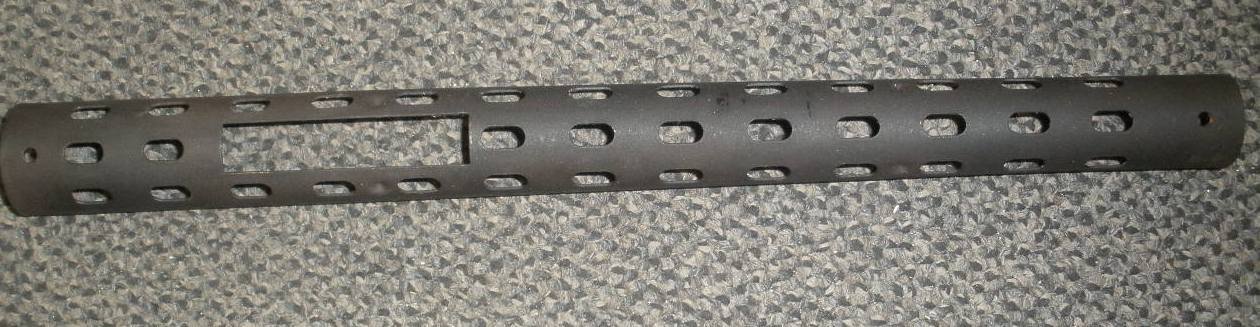 ACCESSORY-SCOPE RAIL with Screws - Ultra 87 12 GA SHOTGUN
