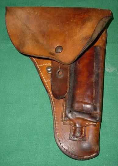 Czech CZ52 Holster, Very Used