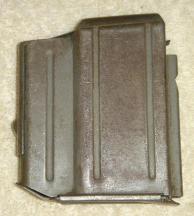 Magazine Assembly 7.62X45 Czech VZ 52 Rifle Used