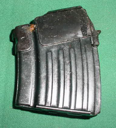 Magazine WASR-10 Single Stack 5 Round, Romanian